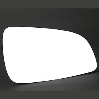 Right Stick-On Mirror Glass VAUXHALL ASTRA MK V Hatchback 2004-2009