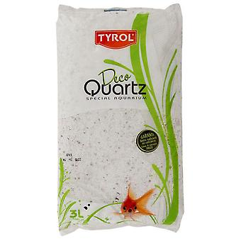 Agrobiothers Quartz Snow White 3L (Fish , Decoration , Gravel & sand)