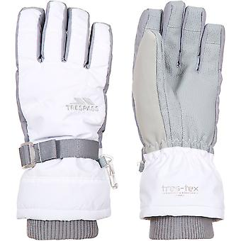 Trespass Boys Vizza II Waterproof Breathable Padded Shell Gloves