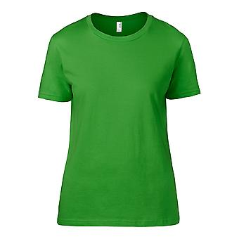 Anvil Womens Fashion Basic Cotton T Shirt