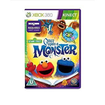 Sesame Street en gång i ett Monster (Xbox 360)