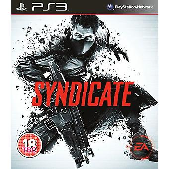Syndicate (PS3) - Factory Sealed