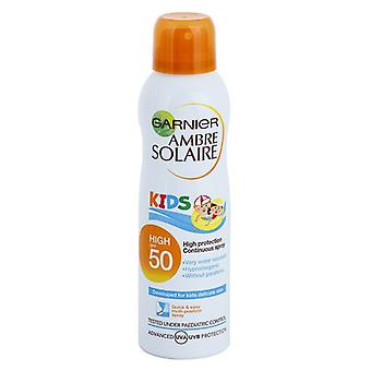 Garnier Ambre Solaire Rapido Kids High Protection Spray