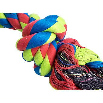 Petface Small Triple Knot Rope Dog Toy-