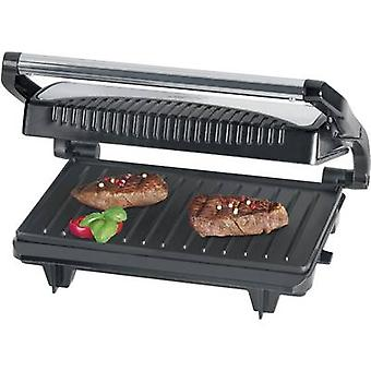 Table Grill press Clatronic MG 3519 Black, Stainless steel