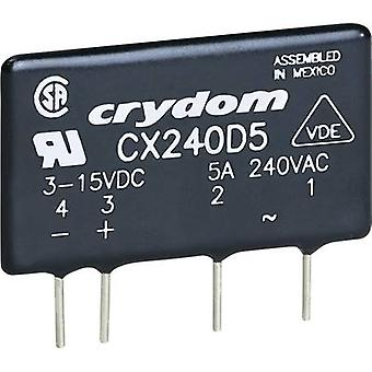 Crydom CX240D5 Solid State SIP PCB Load Relay