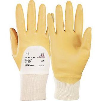 Katoen beschermende handschoen grootte (handschoenen): 9, L EN 388-KCL Monsun® 105 1 paar