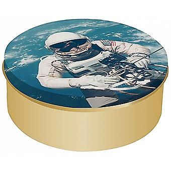 Nasa Astronaut 150 Piece Jigsaw Puzzle In A Tin 152Mm X 203Mm