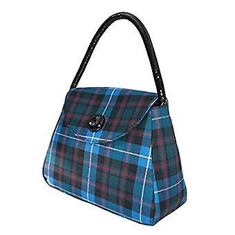 Harris Tweed or Tartan Handbag S (Macrae Tartan)