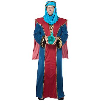 Balthasar The Wise Man Three King Christmas Biblical Religious Mens Costume