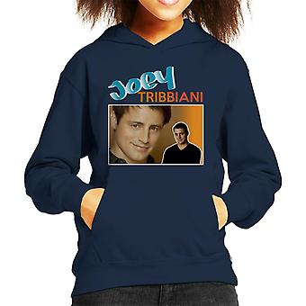 Joey Tribbiani Tribute Montage Kid's Hooded Sweatshirt