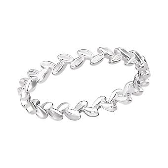 Branch - 925 Sterling Silver Plain Rings - W37907x