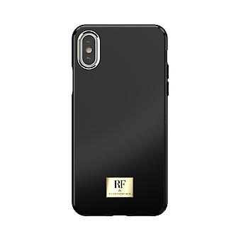 RF by Richmond & Finch covers for IPhone XS Max-Black Tar