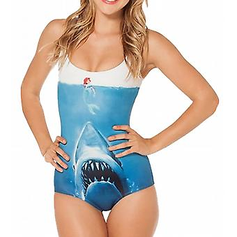 Waooh - One-piece swimsuit parody pattern Zift
