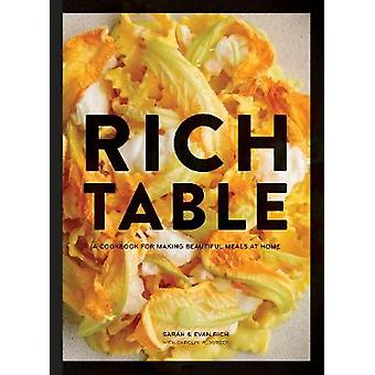 Rich Table by Rich Table - 9781452156378 Book