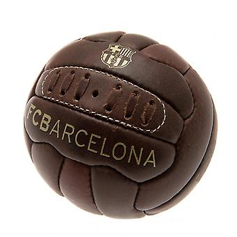 FC Barcelona offisielle Retro Heritage Mini Ball