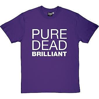 Ren döda lysande mäns T-Shirt