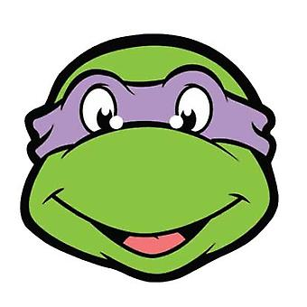 Donatello Teenage Mutant Ninja Turtles Card Face Mask