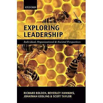 Zwiedzania przywództwa: Indywidualne, organizacyjne i społeczne perspektywy