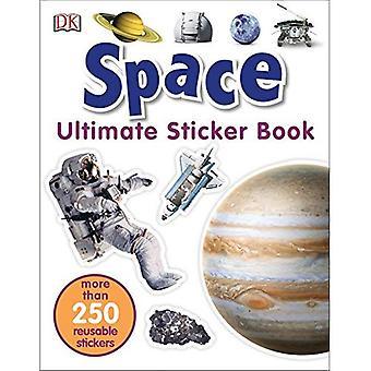 Space (DK Ultimate Sticker Books)