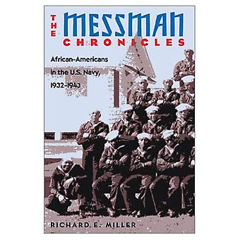 Messman Chronicles: African-Americans in the U. S. Navy, 1932-1943