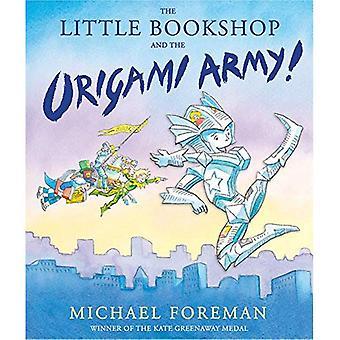 La petite librairie et l'armée de l'Origami!
