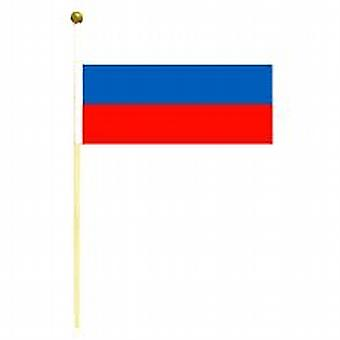 Russia Hand Held Flag