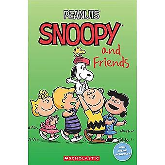 Peanuts: Snoopy and Friends (Popcorn Readers)