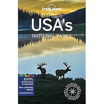 Parcs nationaux des États-Unis de Lonely Planet (Guide de voyage)