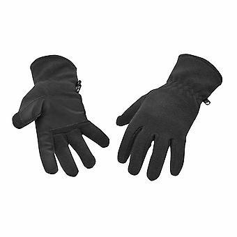 sUw - Fleece Glove Black Regular