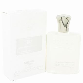 SILVER MOUNTAIN WATER by Creed Millesime Spray 4 oz / 120 ml (Men)
