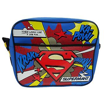 Children's 'This Looks like a job for Superman!' Courier Bag