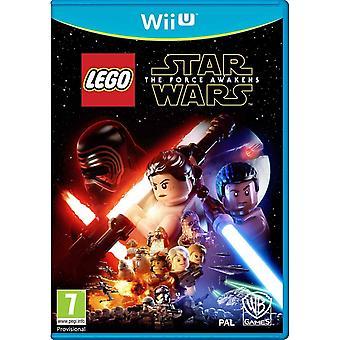 Lego Star Wars The Force Awakens Nintendo Wii U Game