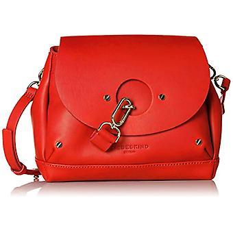 Liebeskind Berlin CrossbS - RndFlp Women's Red shoulder bag (red (liebeskind red 3126)) 13x23x26 cm (B x H x T)