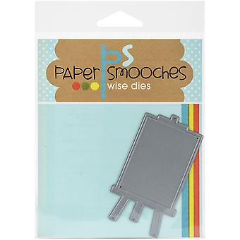 Paper Smooches Die-Easel A2D250