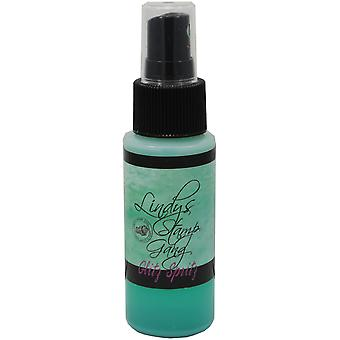 Glitz Spritz 2Oz Bottle Gecko Green Glitz 4