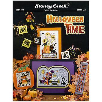 Stoney Creek Halloween Time Sc 442
