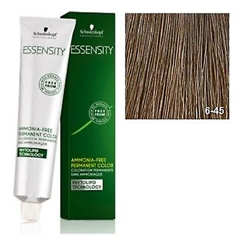 Schwarzkopf Professional Essensity 6-45 Dark Blonde Beige Gold