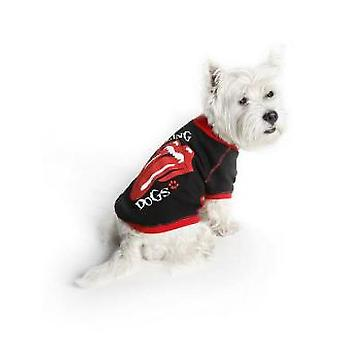 Dogmodel Rolling Dog (Perros , Ropa , Camisetas)