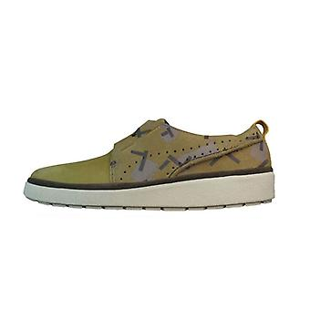 Puma The Bharrington Low Camo Mens Suede Trainers / Shoes - Camouflage