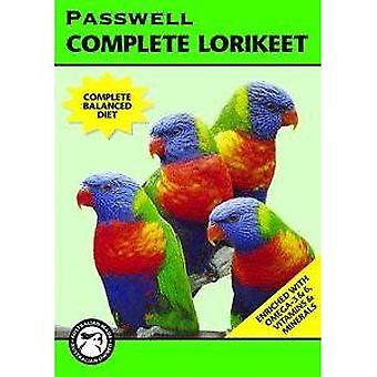 Passwell Complete Lorrikeet 5kg
