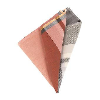 Pattern of society gene handkerchief Hanky Cavalier cloth multi-colour