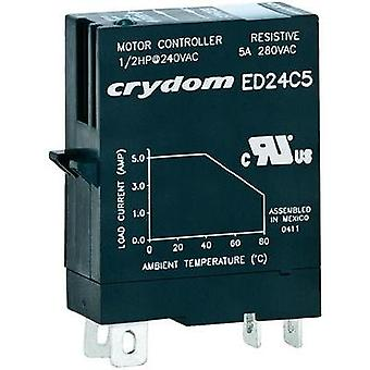 SSR 1 pc(s) Crydom ED06E5 Current load (max.): 5 A Switching