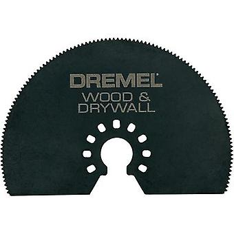 Carbide metal Semi circle blade 75 mm Dremel MM450 2615M450JA Compatible with (multitool brand) Dremel MultiMax 1 pc(s