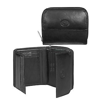 Dr Amsterdam ladies wallet Canyon Black