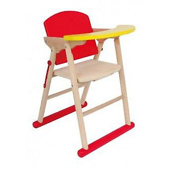 Legler Diana Highchair (Toys , Dolls And Accesories , Baby Dolls , Furniture)