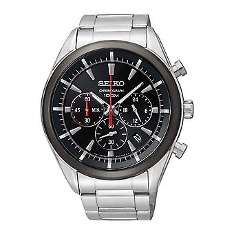 Seiko watch Quartz SSB089P1