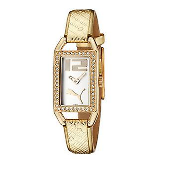 PUMA watch bracelet watch ladies pure Pliancy PU101672001