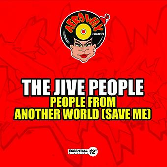 Jive People - People From Another World USA import
