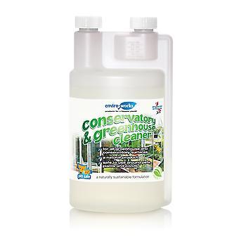Enviro-værker Pet sikker Conservatory & drivhus renere 1ltr